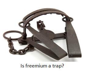 freemium trap